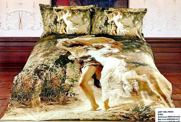 Веселое сексуальное постельное белье Норм