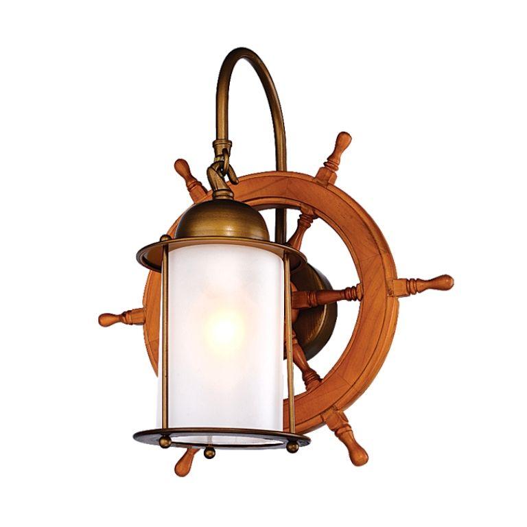 Настенный светильник Odeon Barca 1713/1W