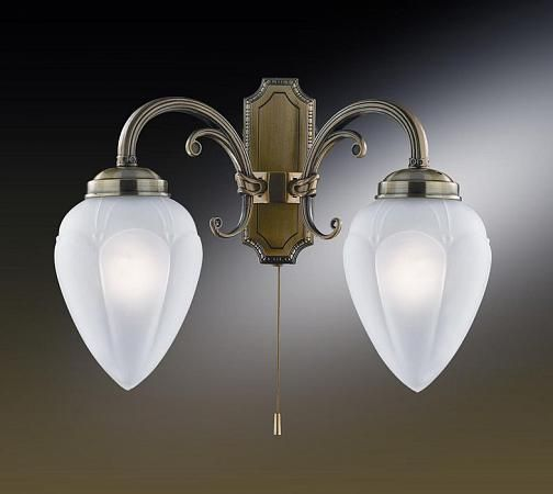 Купить Бра Odeon Light Ovale 1990/2W