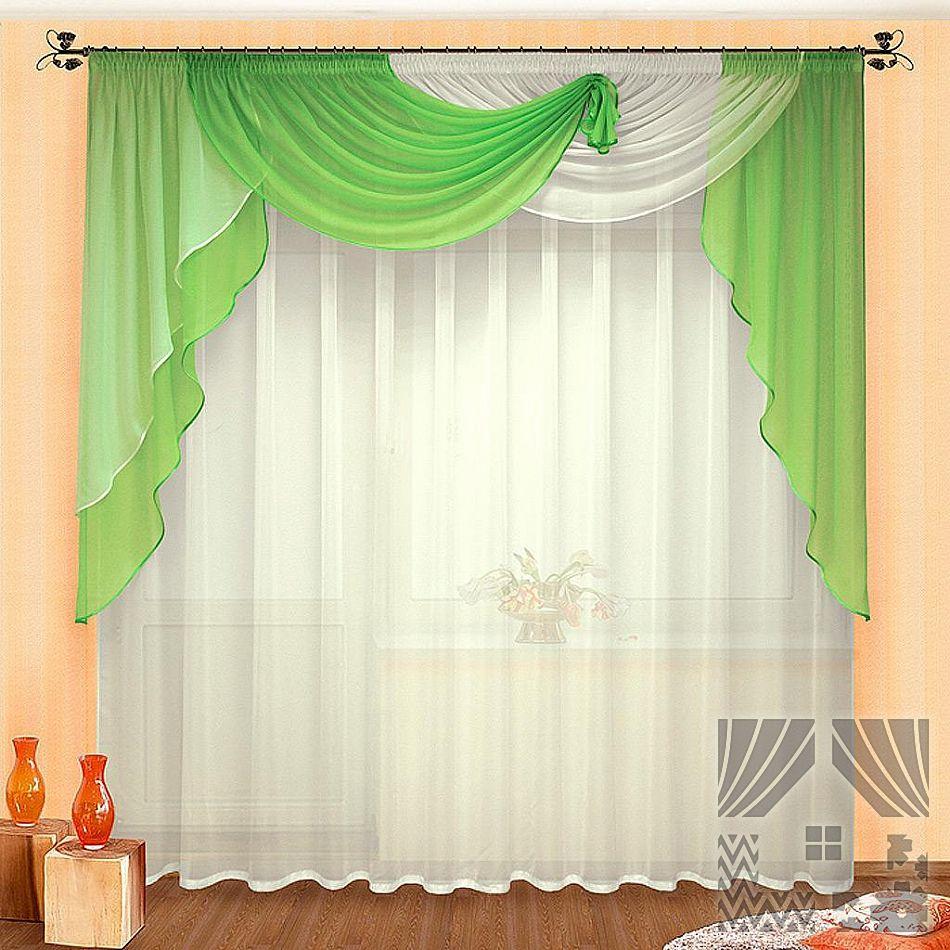 Как сшить шторы для гостиной