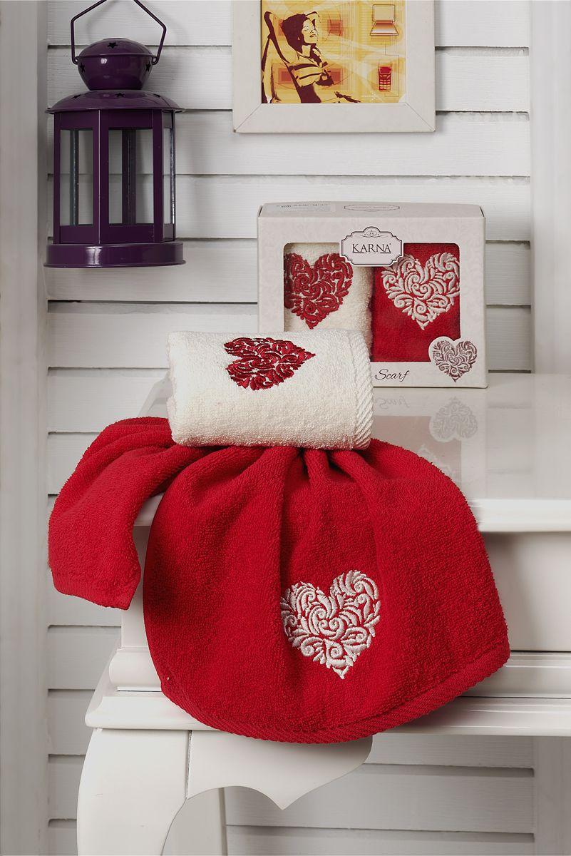 В подарок полотенце значение 14