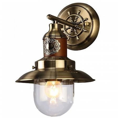 Купить Бра Arte Lamp Sailor A4524AP-1AB