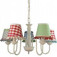 Купить Подвесная люстра Arte Lamp Provence A5165LM-5WH